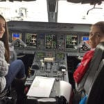 Activities to celebrate Women of Aviation week doubles