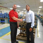 Continental Motors appoints Jamerio Vinson director of quality
