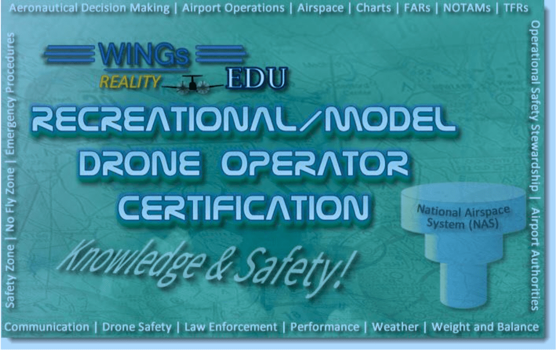 Drone Flying Course Released