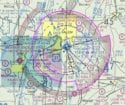 What KSLE airspace will look like once the Final Rule become effective May 26, 2016. Image courtesy Charles West.