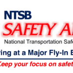 NTSB issues safety alert on challenges of flying in to big airshows