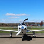 Pictures of the day: Lancair Evolution visits Lycoming