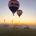 Picture of the day: Early morning takeoff at #SnF16