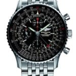 Breitling debuts limited series: Navitimer 1884