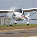First flight: REMOS GXiS
