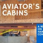 The Aviator's Cabin makes for the ultimate Aviation Lifestyle