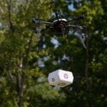 First ship-to-shore drone delivery test slated