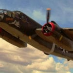 WWII bomber and fighter aircraft rides at Museum of Flight