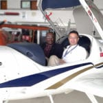 Pilot to attempt world record to increase awareness of wildlife conservation