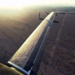 Facebook flies full-scale solar-powered Aquila
