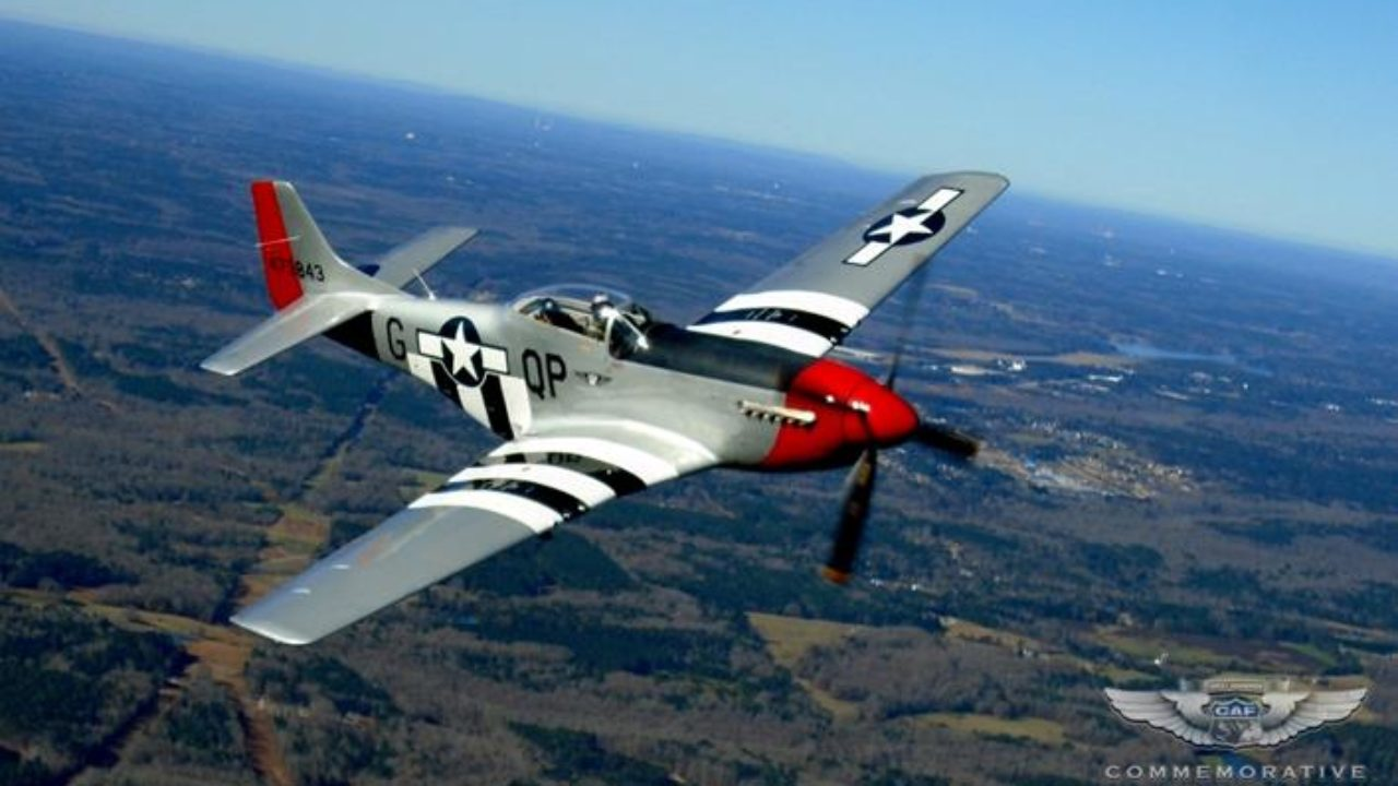 Riders Sought For P 51 Red Nose At Tuskegee Airmen Legacy