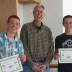EAA Chapter 1044 selects first scholarship recipients