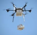 7-Eleven and Flirtey have completed the first fully autonomous drone delivery to a customer's residence (PRNewsFoto/7-Eleven)