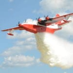 Martin Mars makes a big splash at Oshkosh