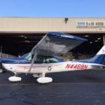 SMA diesel-powered C182 completes record-setting efficiency flight