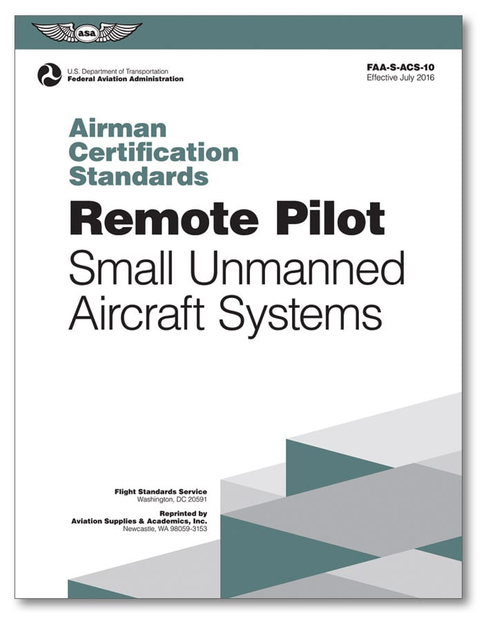 Ga News New Remote Pilot Airman Certification Standards Now