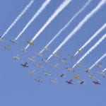 Picture of the day: AirVenture fly-over