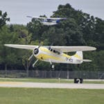 Picture of the day: AirVenture arrivals and takeoffs