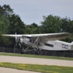 Picture of the day: Trimotor at AirVenture