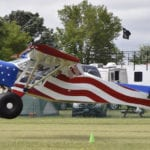 Picture of the day: Patriotic plane
