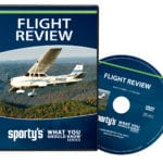 Sporty's updates Flight Review Course