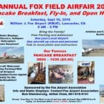 Fox Airfair slated for Sept. 10