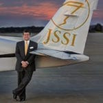 JSSI chairman emeritus presented Wright Brothers Master Pilot Award