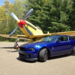 New England Air Museum launches Mustang Muster