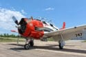 Picture of the day: An aggressive T-28