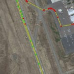 ADS-B validation report data shows amazing detail