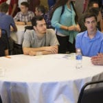Pros give students career advice