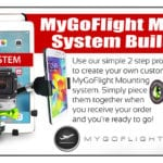 MyGoFlight custom mounting system selector added to Aircraft Spruce
