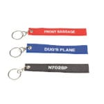 Customized keychain for your plane at Sporty's