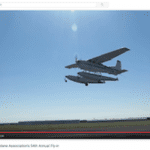 Video: Texas Antique Airplane Fly-In