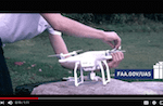 New FAA video stresses holiday drone safety