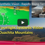 Video: Trying out ForeFlight's Synthetic Vision feature