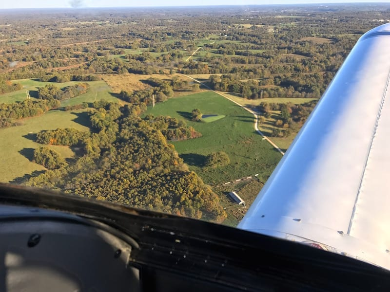 The racers loved the muted New England-style autumn colors on the landscape below their wings, but locals were dismissive, saying the fall foliage usually is more vibrant.