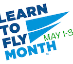 Learn to Fly Month takes off in May 2017