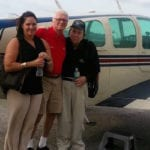 Pilot reaches new heights with 500th Angel Flight mission