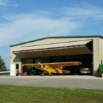Living With Your Plane: Tennessee pilot helps friends build their hangars