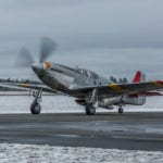 Tuskegee Airmen P-51 returns to the air