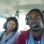 A new pilot's first flying vacation