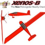 B-model features added to Xenos Motorglider