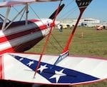 Flying the colors