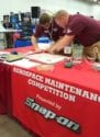Technicians gear up for maintenance competition