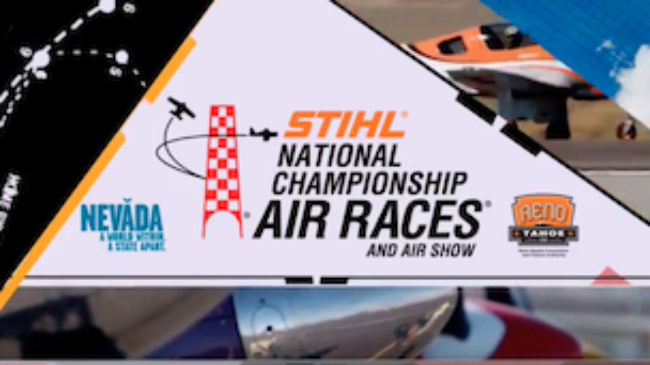 Second episode about Reno Air Races airs Saturday