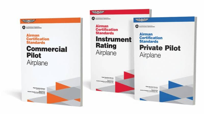 New Airman Certification Standards For Private Pilot Instrument