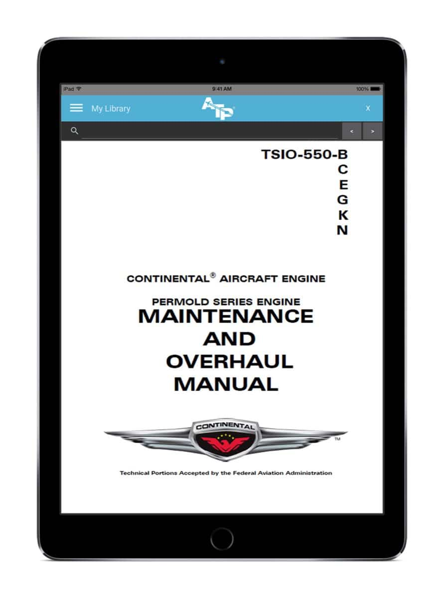 Teledyne Continental Motors Tips On Engine Care