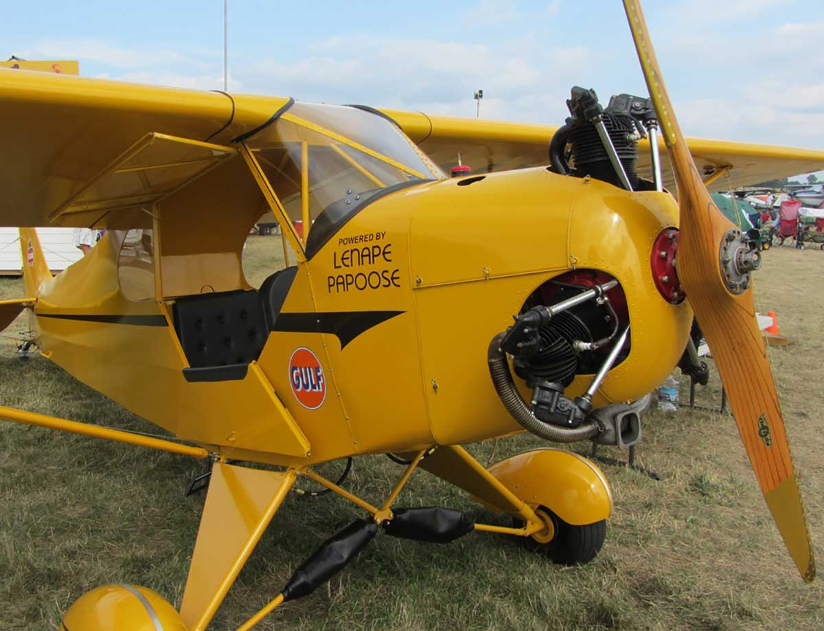 Eight random facts about the Piper Cub