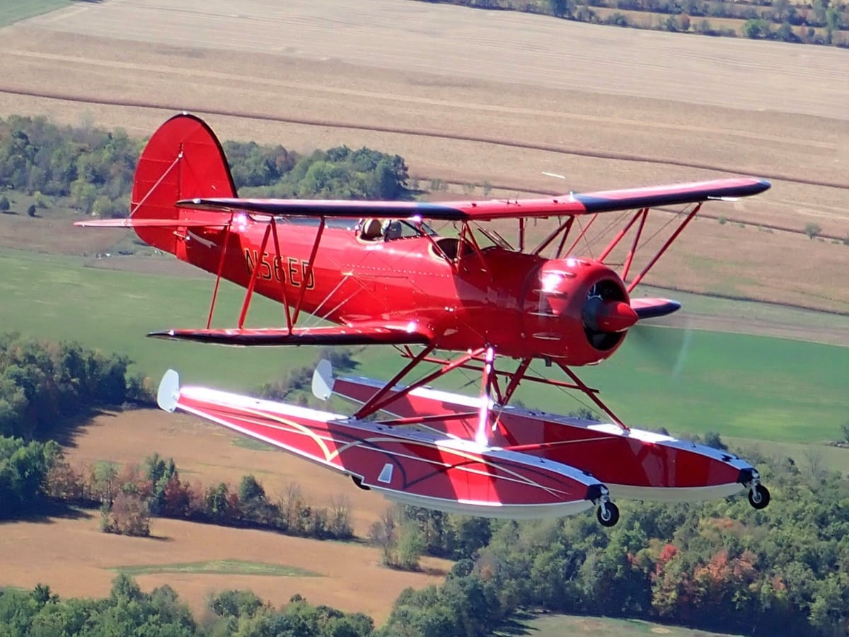 New owner for WACO Classic Aircraft Corp